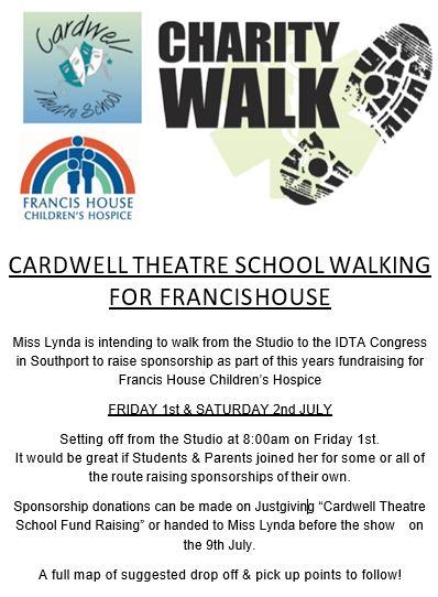Miss L Walk Poster