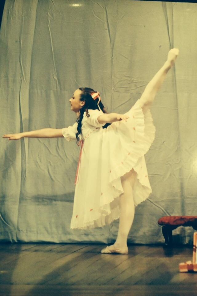 Chloe Radford - 11years