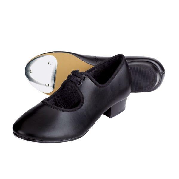 Low Heel PU Tap Shoes