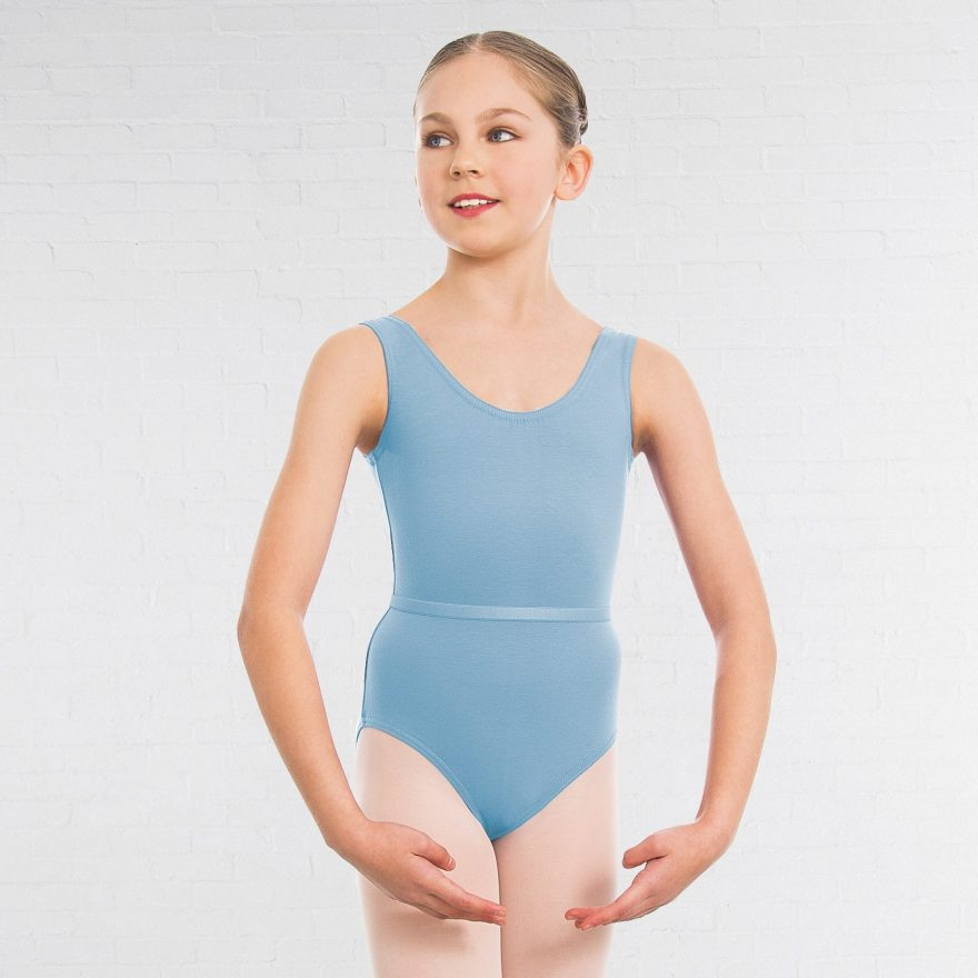 Primary/Grade 1 Leotard Pale Blue