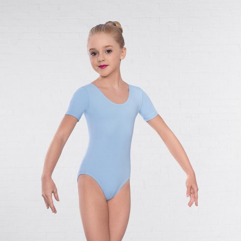 Pale Blue Pre-Primary/Prep Leotard